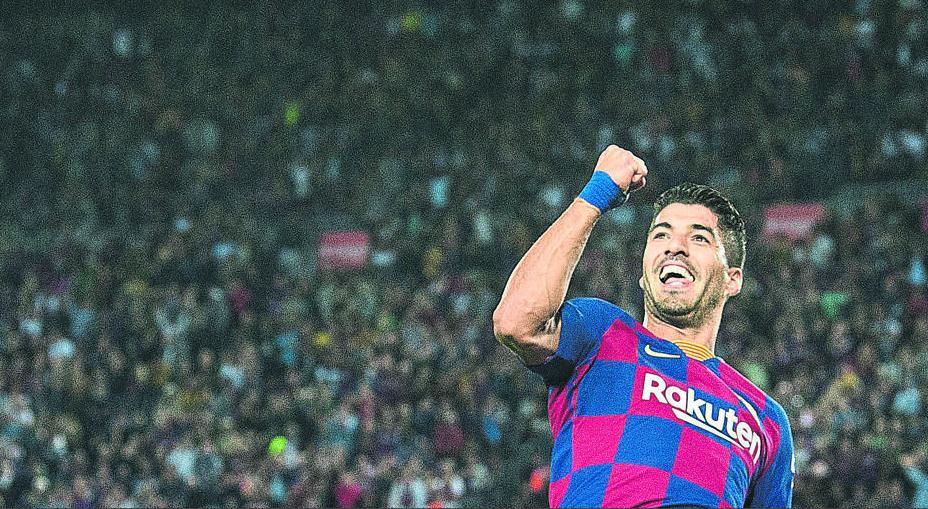 """Francescoli: """"Me encantaría tener a Luis Suárez en River, es un sueño"""""""