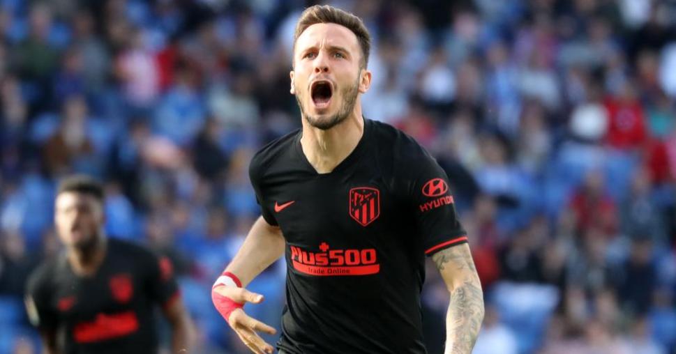El Manchester United está dispuesto a ofrecer 80 millones por Saúl