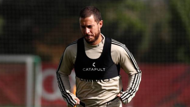 Hazard, la gran noticia