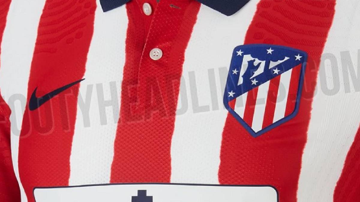 ¿Es esta la próxima camiseta del Atlético de Madrid?