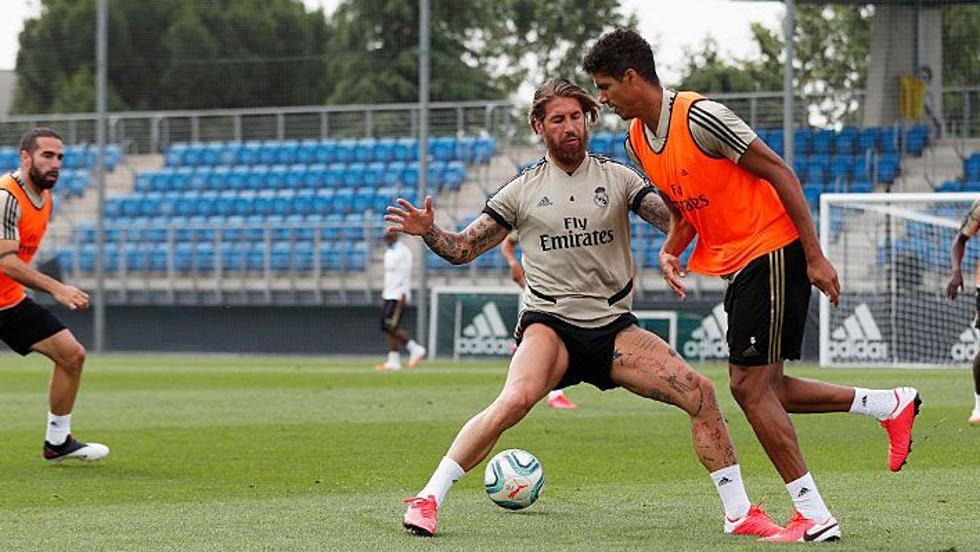 El Real Madrid entra en la recta final