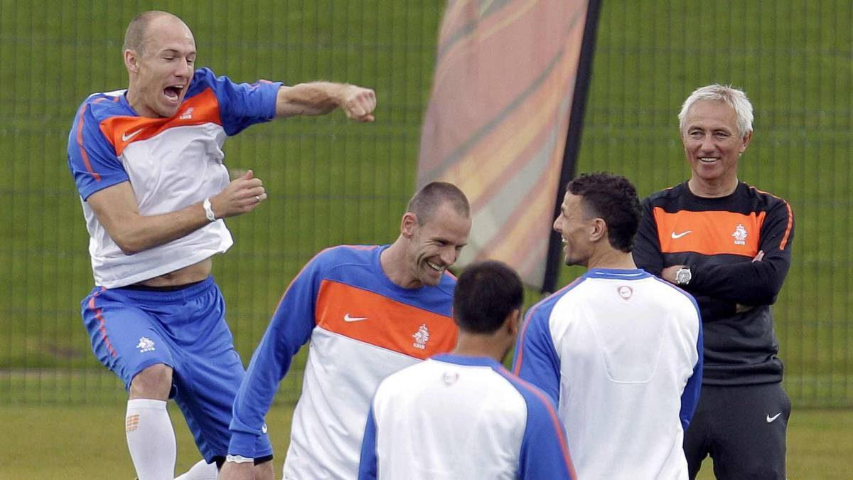 Se desata la euforia holandesa