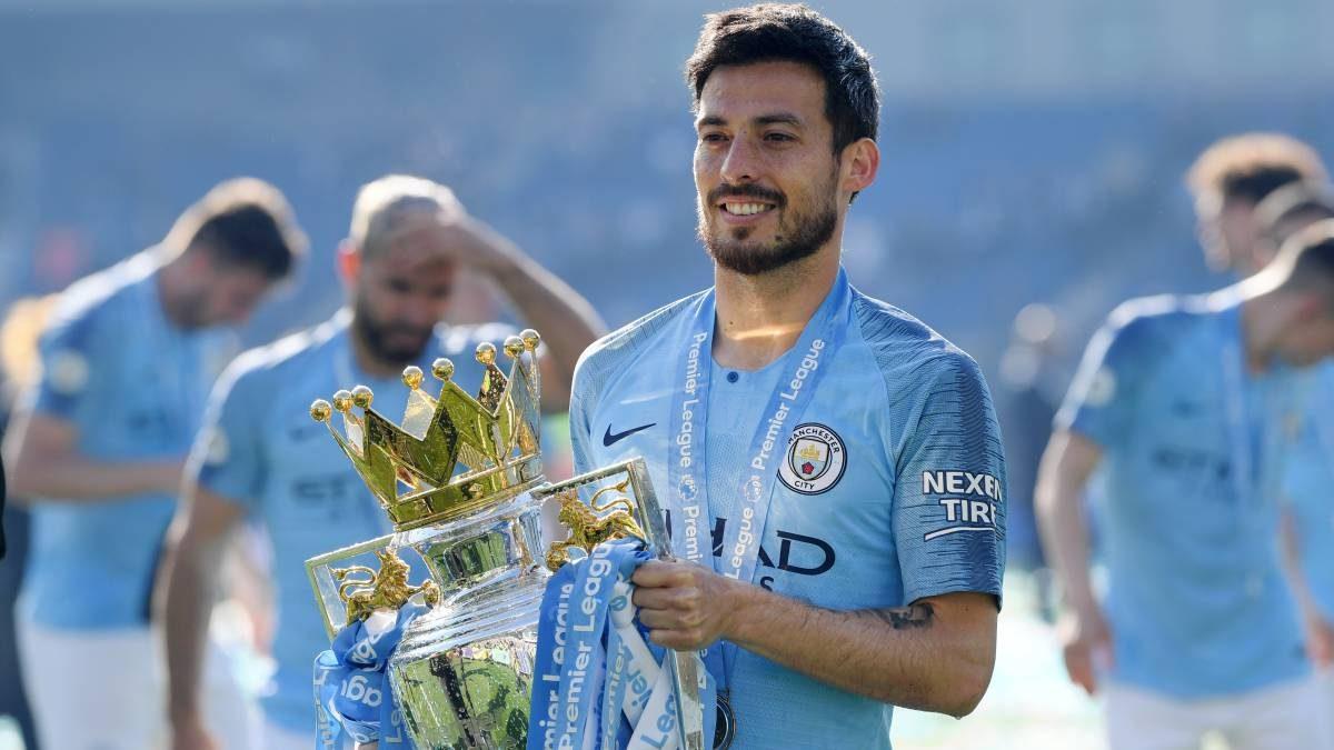 El adiós de Silva: «El Manchester City y yo hemos crecido juntos»