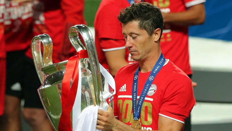 Lewandowski duerme con la Champions