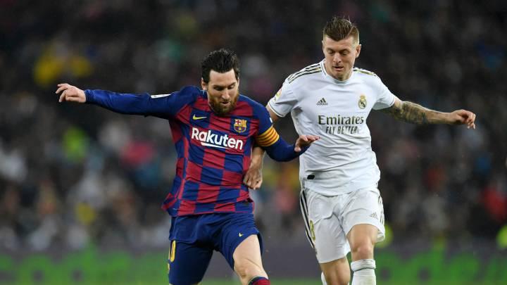 Kroos: «¿Messi al Real Madrid? Tendría que tener cojones»