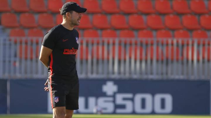 El Atlético iniciará la temporada 2020-21 con temas pendientes