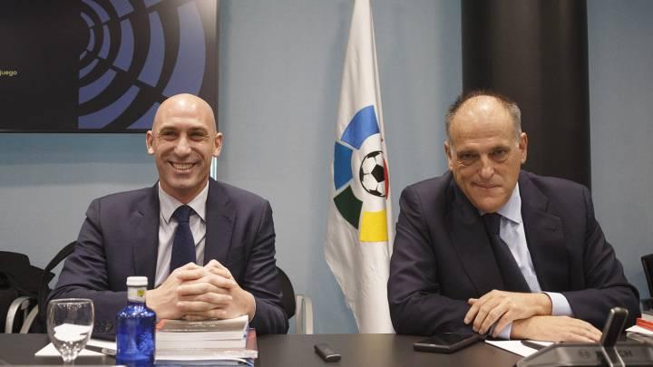 La RFEF aprueba los 5 cambios para la Liga y los 23 convocados