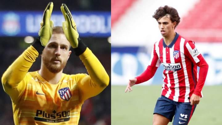 Oblak desbanca a João Félix como el jugador más valorado del Atlético