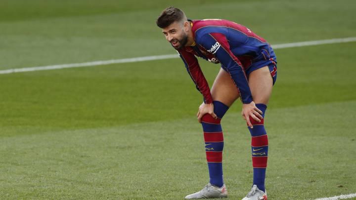 Bartomeu tira de las orejas a Piqué: «No dijo la verdad»