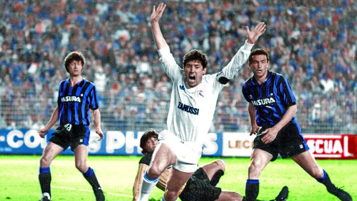 Madrid-Inter, un duelo 'vintage'