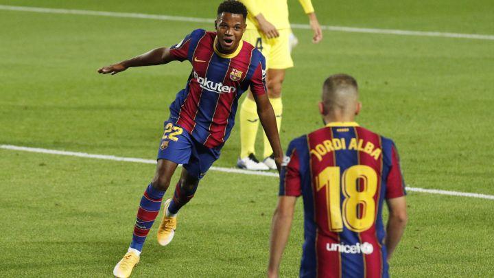 Lo que pierde el Barça sin Ansu