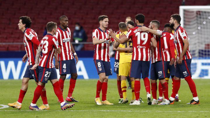 El Atlético vuela en las apuestas