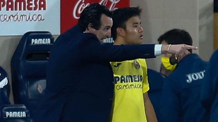 Kubo medita dejar el Villarreal