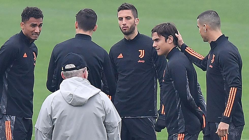 Dybala, baja con Argentina y cuestionado en Turín