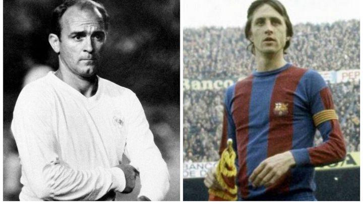 Las ausencias del Dream Team: Cruyff, Di Stéfano, Zidane…