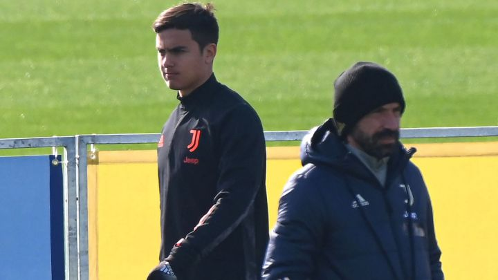 Se encienden las alarmas por Dybala tras su viaje a Barcelona