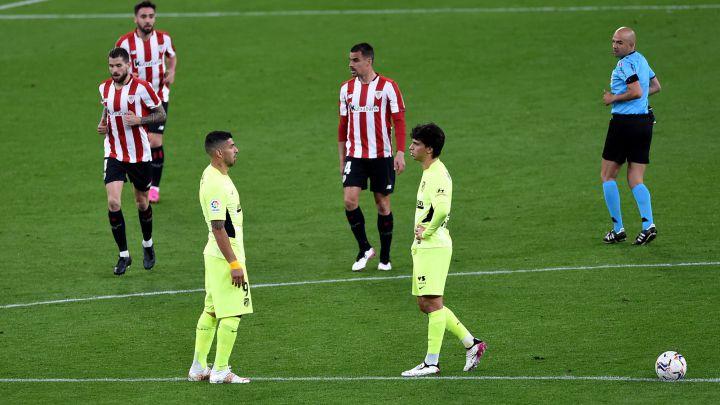 Al Atlético se le escapa LaLiga… en los últimos minutos