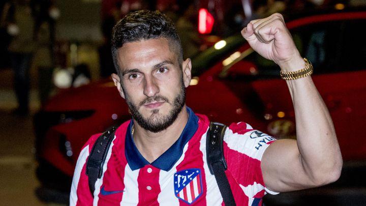 Koke: «Confiábamos en que Sergio Ramos estuviera»