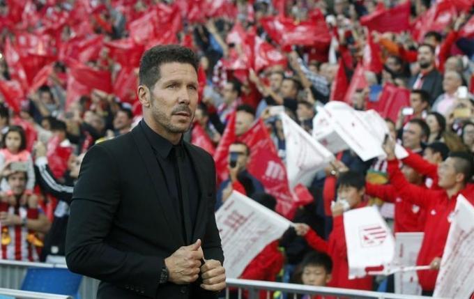 Dato difícil de creer: el Atlético de Simeone, todopoderoso ante el Getafe